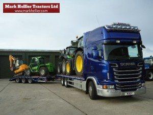Mark Hellier Tractors Kent HGV