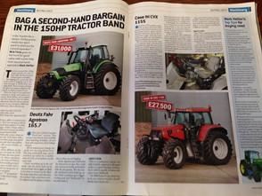 Mark Hellier Tractors 1